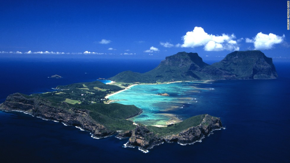 The Great Barrier Reef isn't Australia's only diving draw. The coral reefs at Lord Howe Island are the southernmost on the planet and teem with more than 90 species of coral and 500 species of fish.