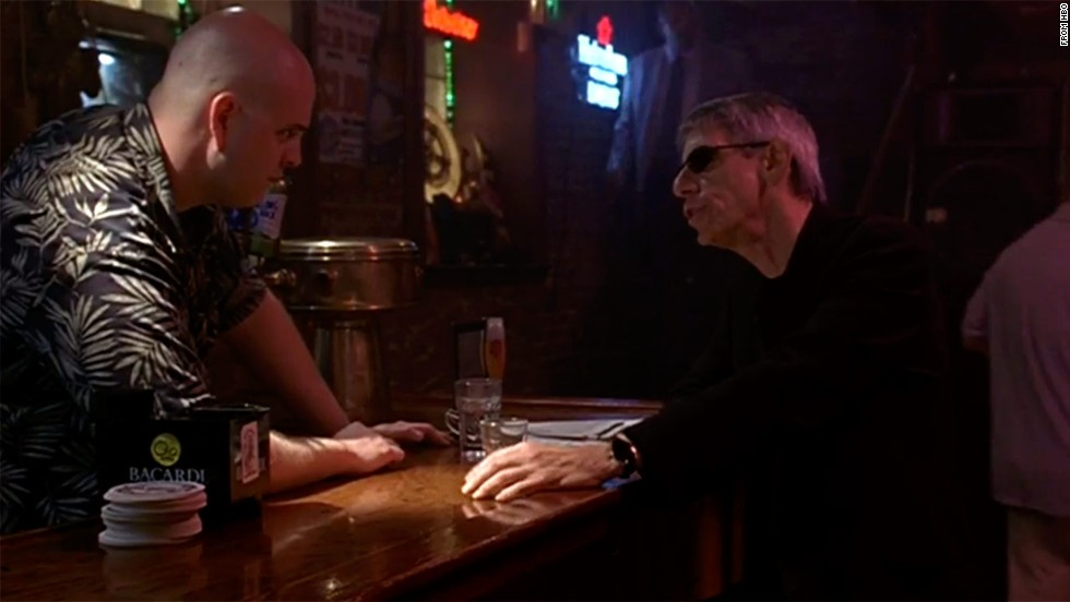 "Munch returns to Baltimore in an episode from season five of ""The Wire."" Several actors have appeared in various parts on ""Homicide,"" ""Oz,"" ""Law & Order"" and ""The Wire"" thanks in part to the close working relationship of ""Wire"" creator David Simon and ""Oz"" creator Tom Fontana. The two collaborated on ""Homicide: Life on the Street."""