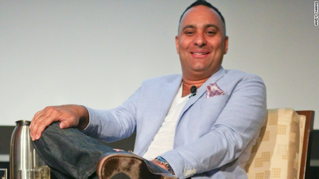 Comedian Russell Peters at the 2013 SOUTH ASIANS IN MEDIA, MARKETING & ENTERTAINMENT SUMMIT at Time Warner Center.