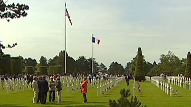 Military cemeteries closed around world