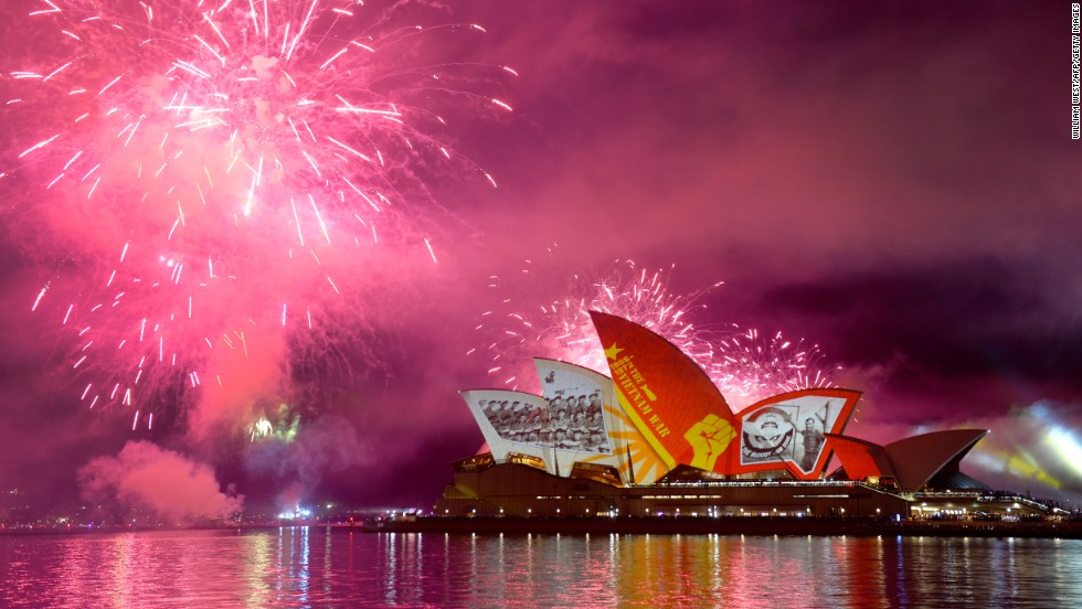 The Sydney Opera House turned 40 in October. Getting the Aussie icon built was a drama itself with design issues, cost blowouts and a bitter original architect.<br />Click to see 10 hidden destinations in Australia.