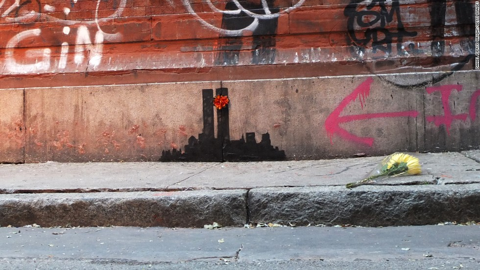 Banksy famously took his firebrand style to the streets of New York in 2013, with a series of artworks appearing over the course of a month in neighborhoods around the city.