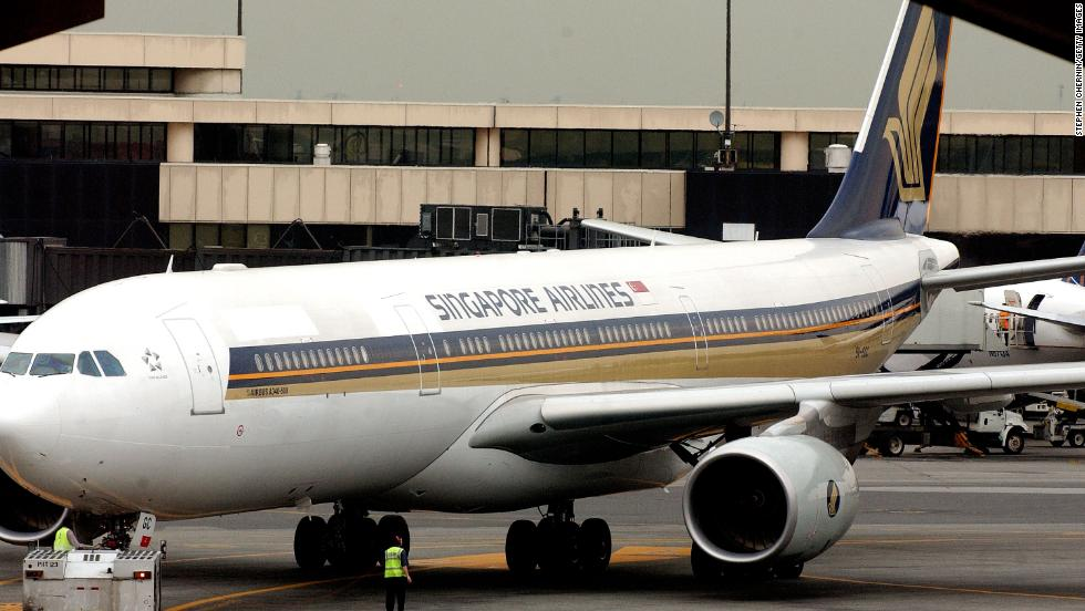 The longest nonstop flights in the world at nearly 19 hours, Singapore Airlines' Flights 21 and 22, have linked Singapore and Newark, New Jersey, since 2004. The route -- which is flown by Airbus A340s -- is scheduled to be canceled in November. Analysts blame the move on low profitability.