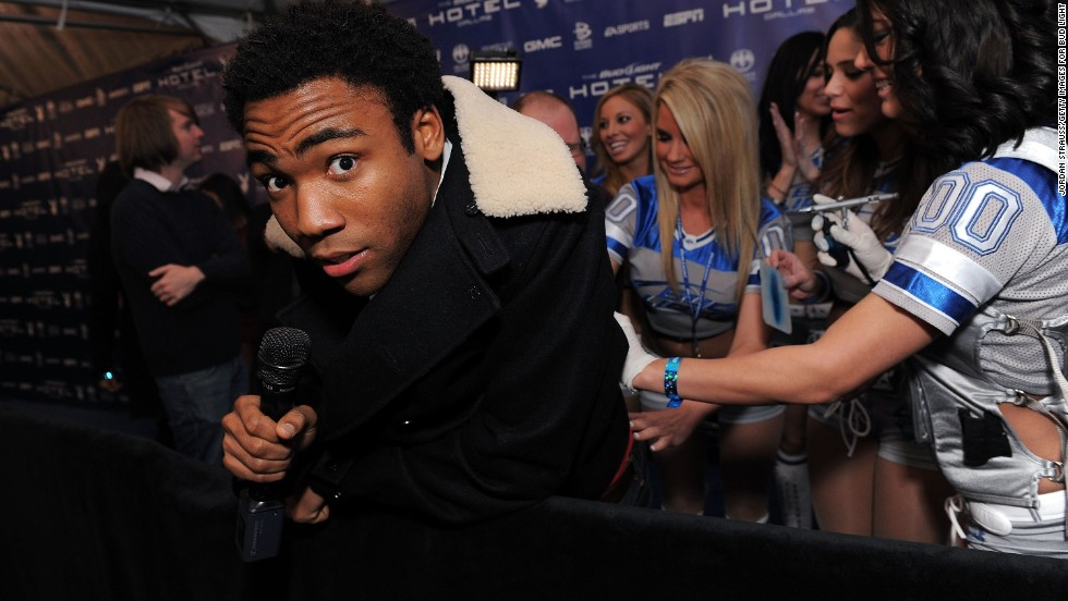 """Donald Glover has proven the old saying that stars are really just like the rest of us. <a href=""""http://instagram.com/childishness"""" target=""""_blank"""">On Instagram, the actor/rapper posted a series of notes</a> outlining his fears and insecurities, ranging from the idea that his parents won't live long enough to see him have children to concern his career highlights are behind him.  As the following stars show, insecurity is far from a rarity in Hollywood:"""