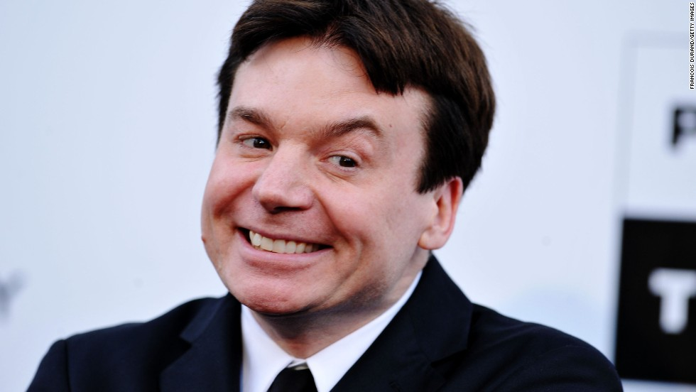 """""""I still believe that at any time the no-talent police will come and arrest me,"""" Mike Myers once told Details, via <a href=""""http://www.tcm.com/tcmdb/person/511808 177397/Mike-Myers/"""" target=""""_blank"""">TCM</a>."""