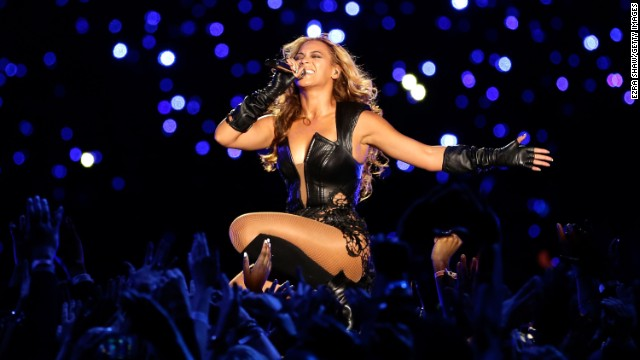 Beyonce' gives ultimate holilday surprise