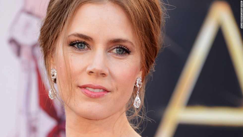 "Winner: Amy Adams starred as Lois Lane in the hit ""Man of Steel"" and is getting awards talk for ""American Hustle."" She also stars in the well-reviewed ""Her."""