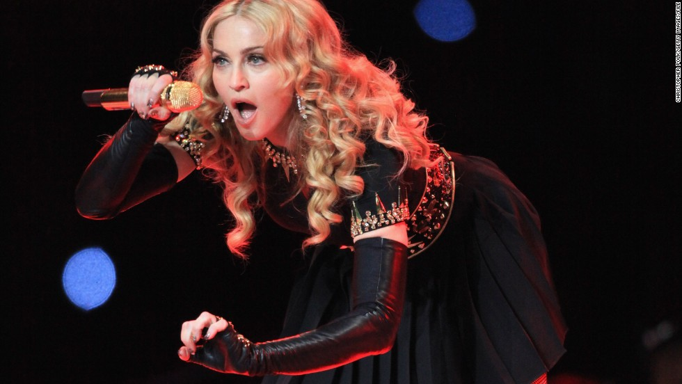 "Madonna brought in an estimated $125 million in the past year, making her the <a href=""http://www.forbes.com/pictures/eeel45efgjd/madonna-5/"" target=""_blank"">highest-paid celebrity of 2013</a>. Just to rub a little salt in the wounds of her competitors, Forbes also crowned the Material Girl as <a href=""http://www.forbes.com/sites/zackomalleygreenburg/2013/11/19/the-worlds-highest-paid-musicians-2013/"" target=""_blank"">this year's highest-paid musician in the world</a>. It's not lonely at the top though: Check out others joining Madge as one of the top-paid stars of 2013."