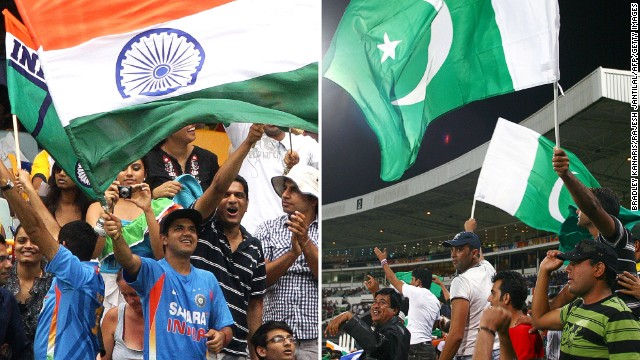 India vs. Pakistan -- the day a billion people call in sick.