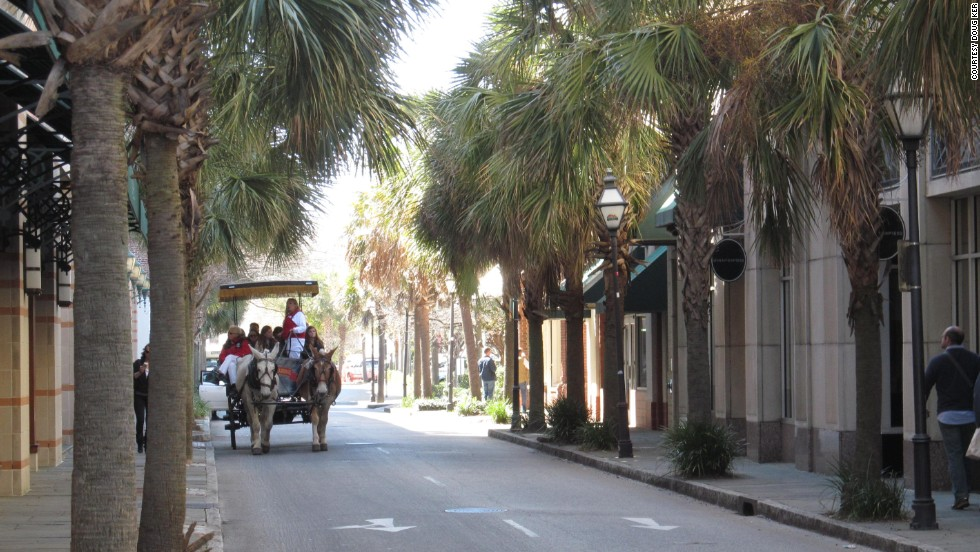 "This southern U.S. city tied for fifth spot on the global rankings, but was named the top U.S. city for its ""sand, sun, history, good food and friendly people."""