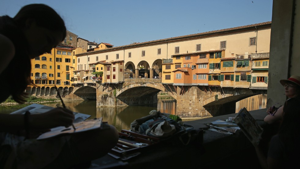 This ancient Italian city also tied for the second spot on the global rankings.