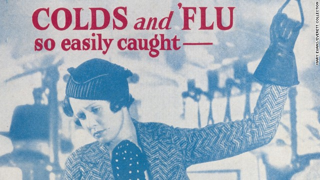 Photos: Vintage cold and flu ads
