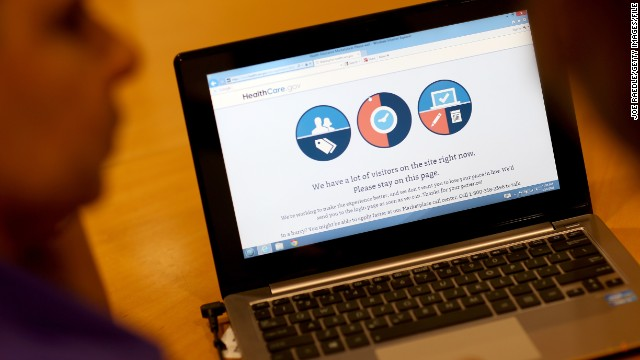 Glitches continue with Obamacare website