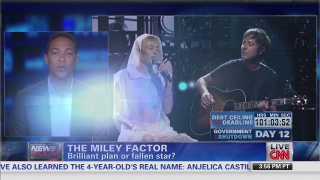 Miley Effect: Bright idea or fallen star?