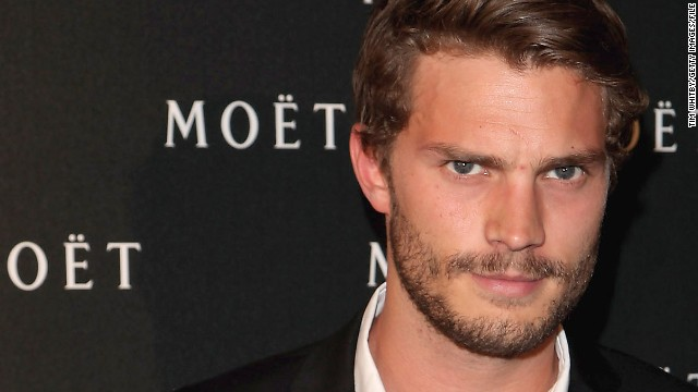 '50 Shades' finds a new Christian Grey