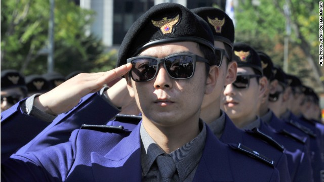 South Korea launched its new tourist police force to protect tourists from being ripped off during their stay in Seoul.