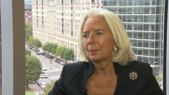 IMF chief warns of European complacency
