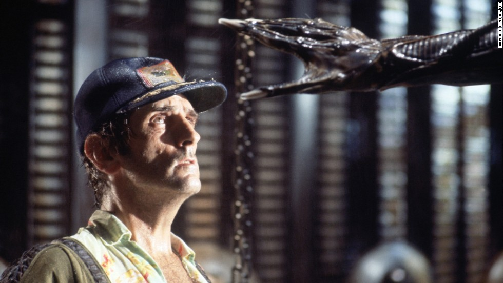 """Alien"" is just one of the films that has made Harry Dean Stanton so recognizable. He's still acting well into his 80s."
