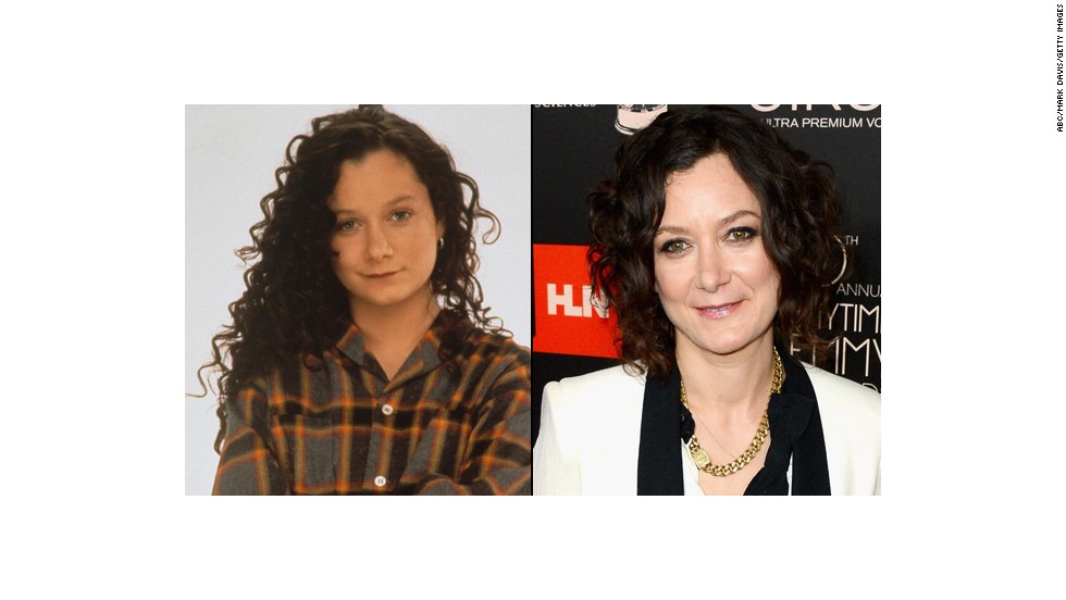 "Sara Gilbert portrayed smart-alek younger sister Darlene Conner. Fans were thrilled when she reunited with co-star Johnny Galecki on his hit series ""The Big Bang Theory"" for a few episodes. She is currently one of the hosts of CBS' ""The Talk"" and in April 2013 she announced on the show that she was <a href=""http://www.cnn.com/2013/04/09/showbiz/celebrity-news-gossip/sara-gilbert-announces-engagement-ew/index.html"">engaged to record producer Linda Perry. </a>"