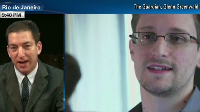 Who saw Snowden's documents?