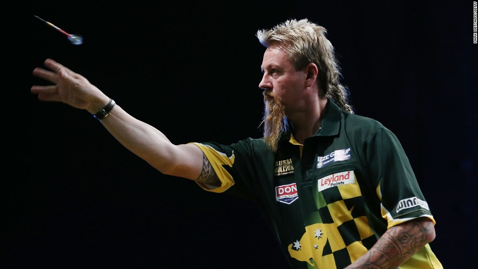 """George Carlin: """"Darts could be a sport, 'cause you might put somebody's eye out. But darts will never be a sport because the whole object is to reach zero, which goes against all sports logic."""""""