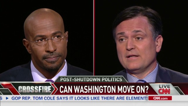 Jones: Something about Cruz I admire