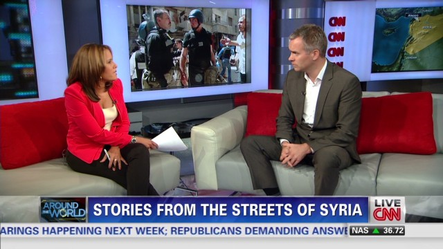 Stories from the streets of Syria