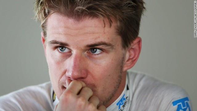 Nico Hulkenberg is back at Force India after spending the 2013 Formula One season with Sauber