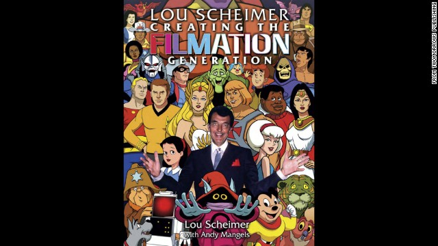 "Lou Scheimer, co-founder of Filmation, tells his story in the book ""Lou Scheimer: Creating the Filmation Generation."""