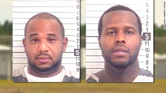 Escaped convicts nabbed near prison