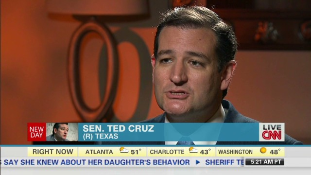 Cruz names 'most damaging thing' for GOP
