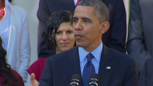 Obama: No sugarcoating website issues