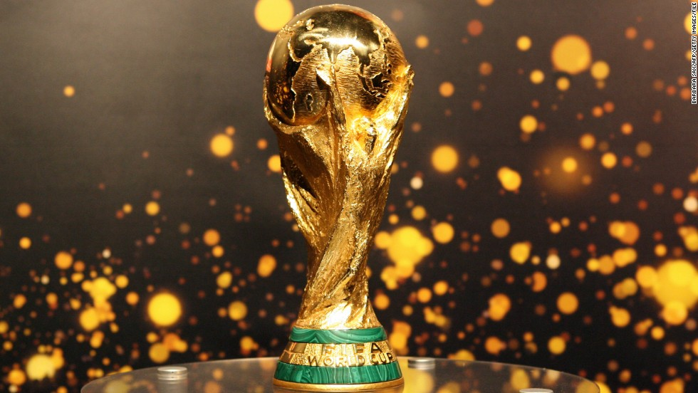 The most controversial World Cup ever just got a whole lot more controversial. ...