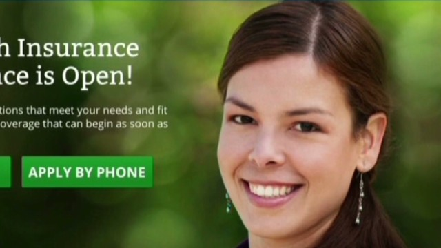 Mystery surrounds the 'Obamacare Girl'