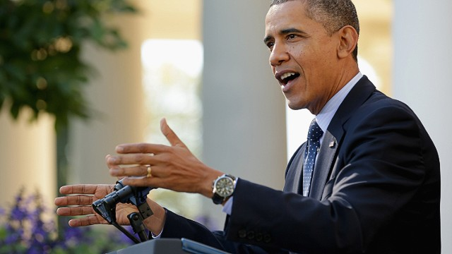 Obama: 'No excuse' for Obamacare website