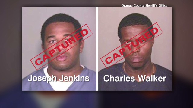 Two escaped killers in Florida captured