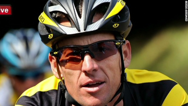 Cyclist: Armstrong is the greatest fraud