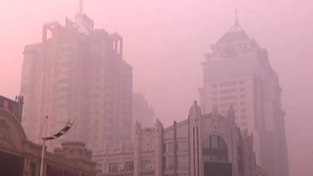 China's toxic smog problem
