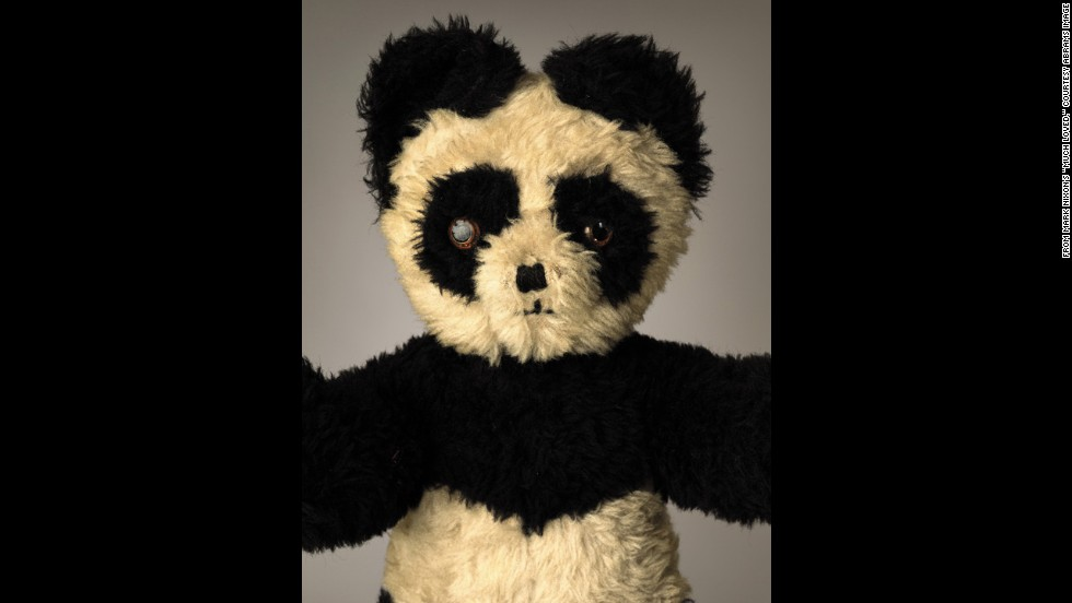 <strong>Panda --</strong>Age: 50.<br />Height: 16 inches.Belongs to Mark Nixon.