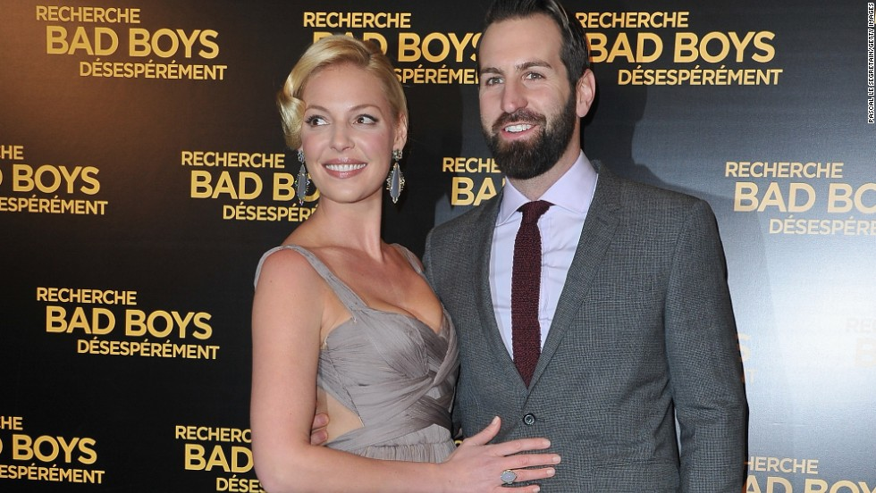 Katherine Heigl Welcomes New Baby With Husband Josh Kelley