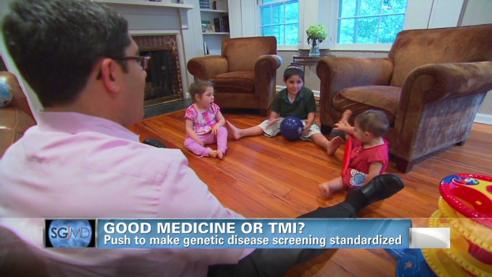 Genetic testing: Good medicine or TMI?