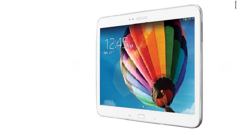 Emerging as Apple's chief mobile rival, Samsung rolled out the third generation of its Galaxy Tabs earlier this year. The 10.1-inch version of the Galaxy Tab 3 starts at $359 and is the top-selling full-size tablet running Google's Android operating system.