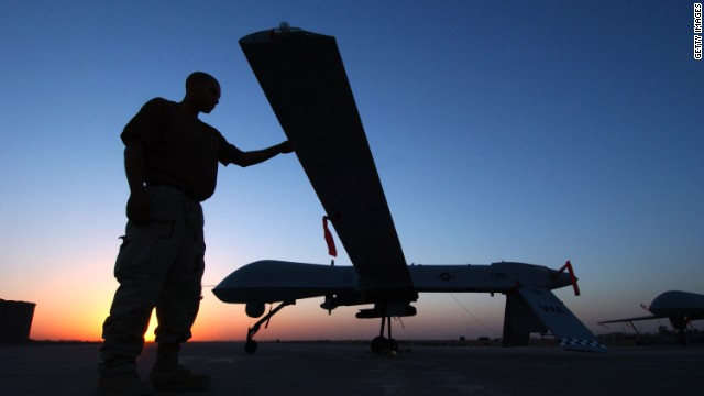 Drone debate moves to U.N.