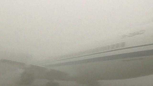 China's smog soars