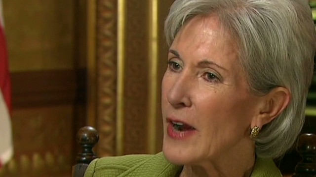 Sebelius on tech A-Team
