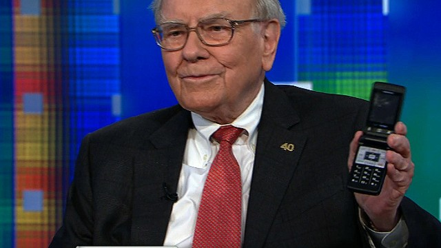 Buffett: I've only sent one e-mail