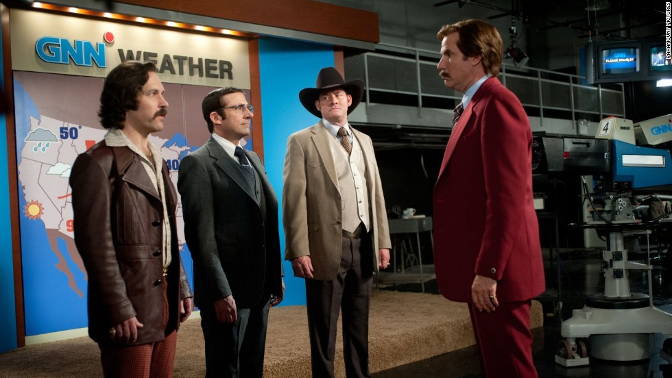 "After months of heavy promotion, San Diego's classiest news team is back in business with ""Anchorman 2: The Legend Continues."" This time, Will Ferrell's Ron Burgundy and his crew have their sights set on conquering a cable news channel in the Big Apple. (Release date: December 18)"