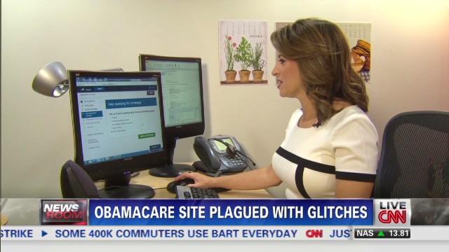 Understanding Obamacare site glitches