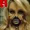 irpt halloween zipper face woman