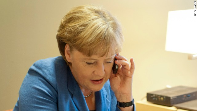 Germany calls in U.S. amb. over spy claim